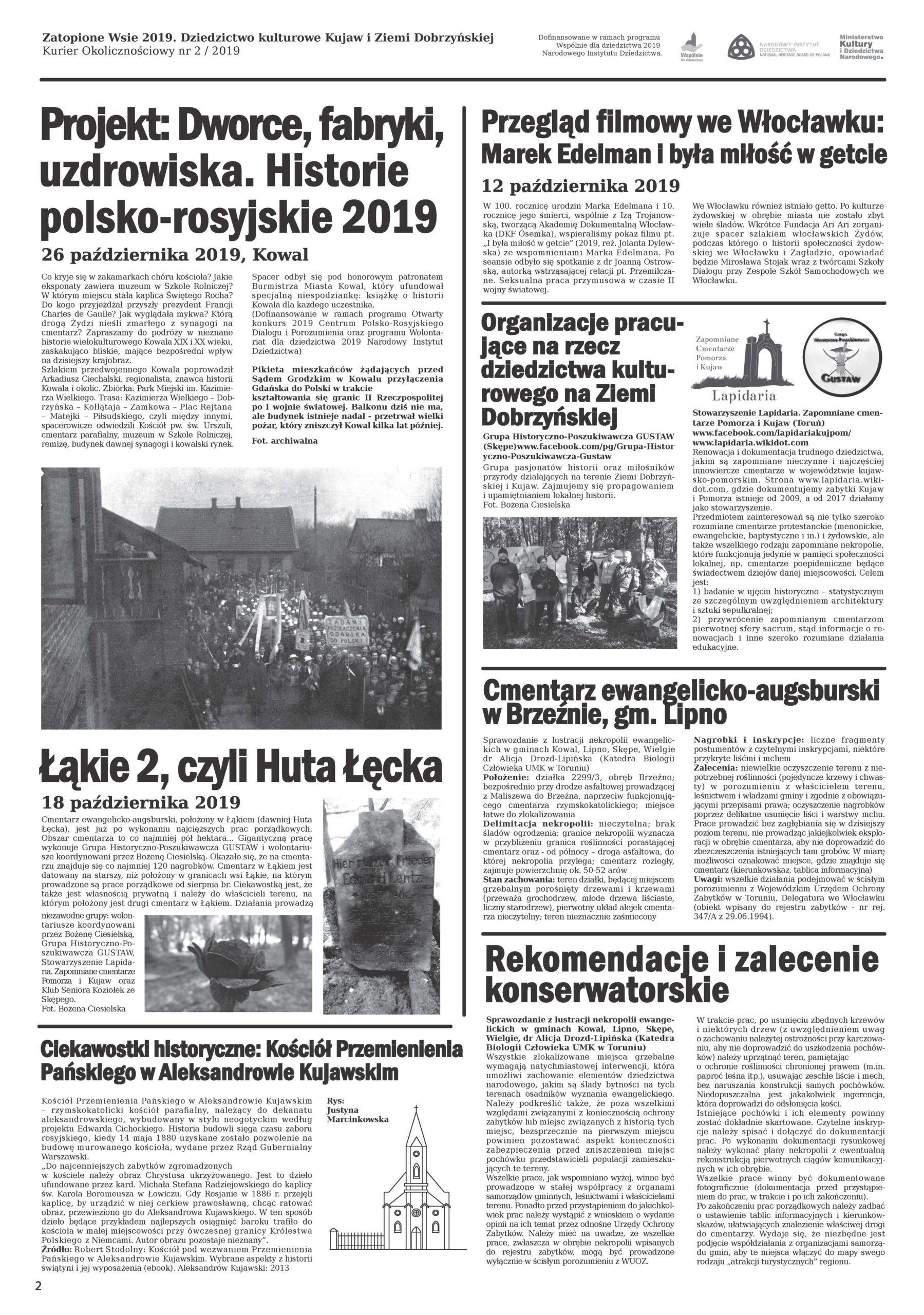 Kurier-2-gazetka-PLANSZA-a2_Strona_2 — kopia