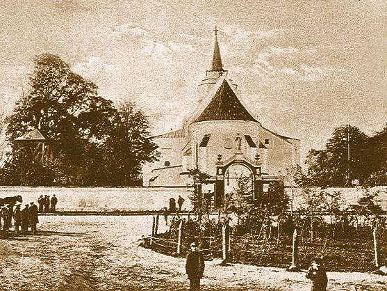 Kościół św. Urszuli, ul. Kazimierza Wielkiego, Kowal